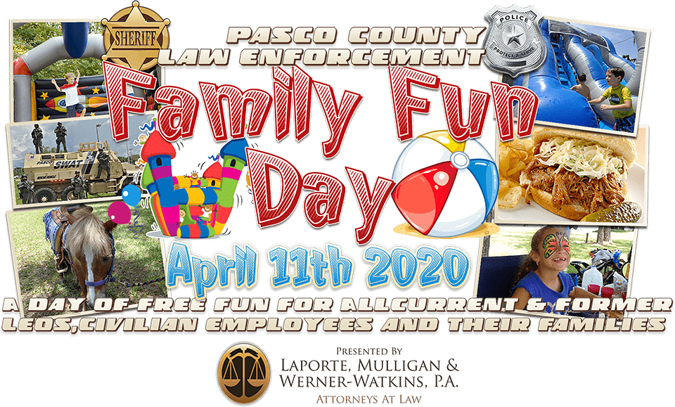 4th Annual Pasco County Law Enforcement Family Fun Day